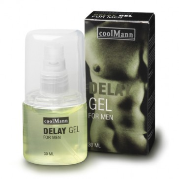 Gel ritardante CoolMann Delay Gel