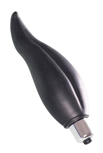 Vibratore femminile The Lick 7 velocità-Nero
