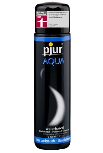 Lubrificante a base d'acqua Pjur 100ml