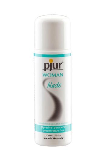 Lubrificante a base d'acqua Pjur Woman Nude 30ml