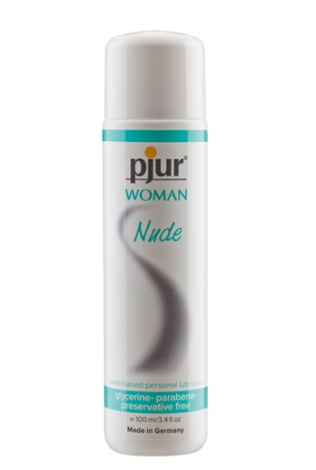 Lubrificante a base d'acqua Pjur Woman Nude 100ml