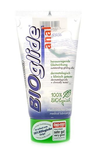 Lubrificante Bioglide Anal 80ml 100% Biologico