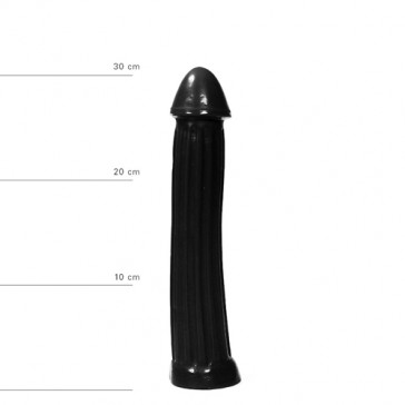 Dildo maxi 31.5cm All Black