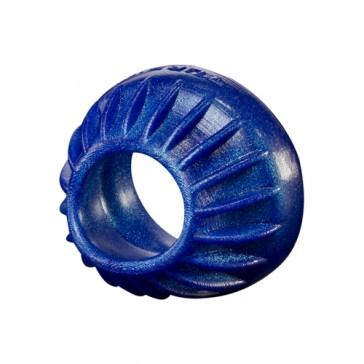 Anello per pene in silicone Turbine-Blu