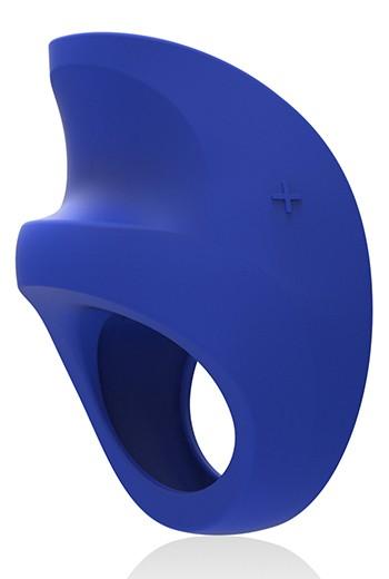 Anello vibrante per pene Pino by Lelo-Blu
