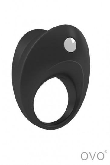 Ovo anello per pene vibrante B10 Nero