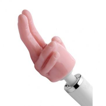 Attacco mano chiusa con due dita estese Pleasure Pointer