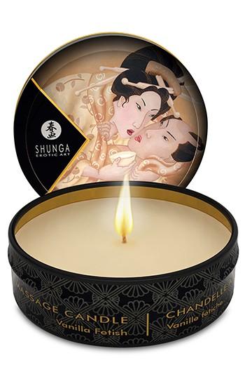 Candela da massaggio Shunga 30ml-Vaniglia