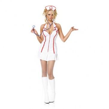Costume Capo Infermiera-S/M