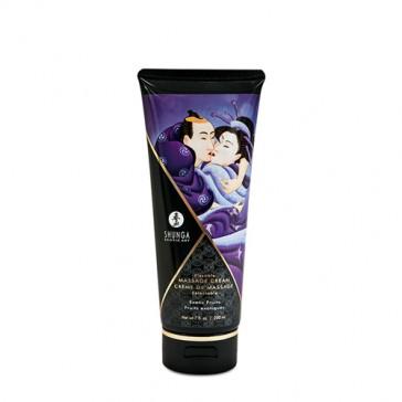 Crema per il corpo Kissable Massage Cream Shunga-Frutti esotici