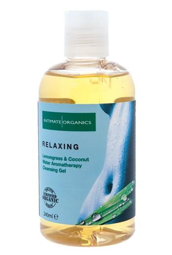 Gel detergente corpo Relaxing Cleansing 240 ml