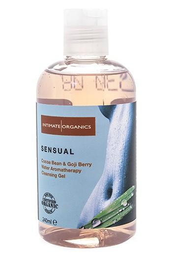 Gel detergente corpo Sensual Cleansing 240 ml