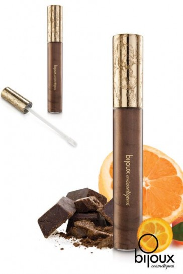 Gloss per il seno - da baciare Cioccolato