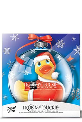 I Rub my Duckie edizione limitata Natale