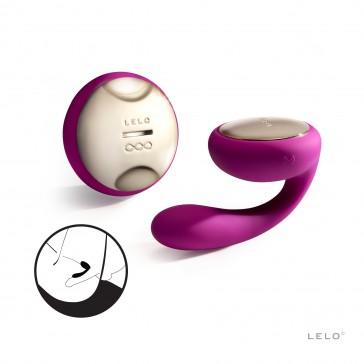 Massaggiatore per coppie IDA Lelo - rosa scuro