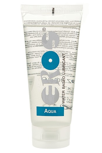 Lubrificante a base d'acqua Aqua Tube 200 ml