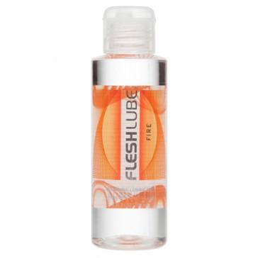 Lubrificante effetto caldo FleshLube Fire 100 ml
