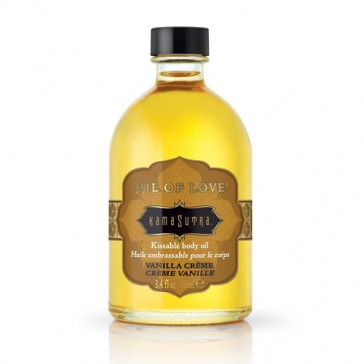 Olio per il corpo Oil of Love Kamasutra Vanilla Creme