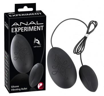 Ovetto vibrante 7 velocità Anal Experiment