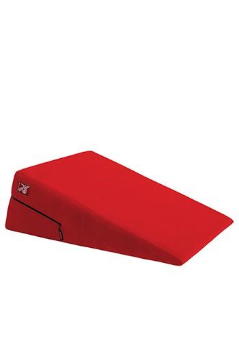 Ramp cuscino per posizioni sesso-Rosso