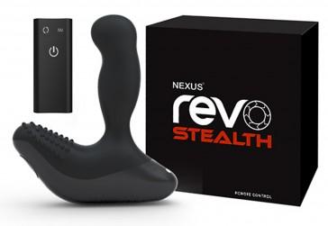 Revo Stealth vibratore prostata con telecomando Nexus