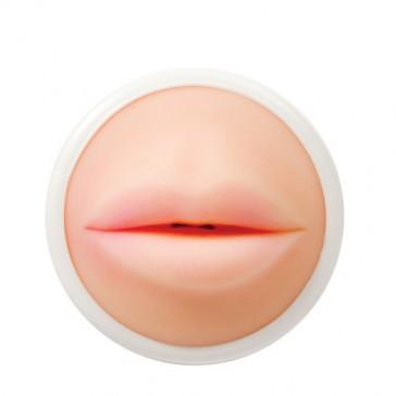 Masturbatore portatile bocca