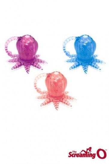Stimolatore vibrante a forma di piovra Octopus