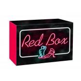 Red Box cofanetto sex toy rossi