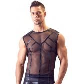 Sexy maglia uomo in powernet