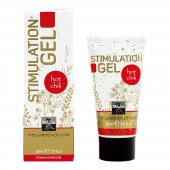 Gel stimolante donna Hot Chili - Shiatsu