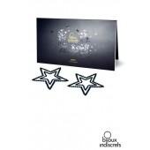 Mimi Star copricapezzoli a forma di stella
