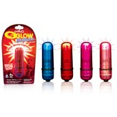 Mini vibratore The Oglow Bullet in 4 colori