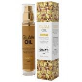 Olio a secco dorato per corpo e capelli Glam Oil