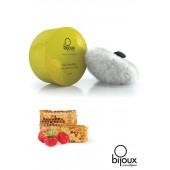 Polvere corpo commestibile Body Powder-Fragola/Miele