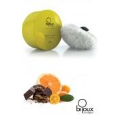 Polvere corpo commestibile Body Powder-Cioccolato nero/Arancia