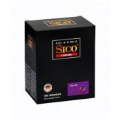 Preservativi Sico 100 pezzi colori e gusti vari