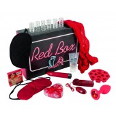 Red Box cofanetto sex toys rossi