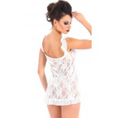 Babydoll in pizzo