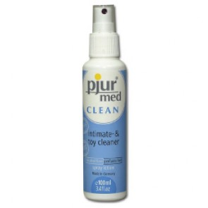 Pjur Med Clean detergente sex toy 100 ml spray