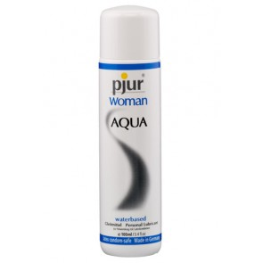 Lubrificante a base d'acqua Pjur Woman Aqua 100ml