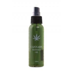 Cannabis - olio per massaggi 100ml