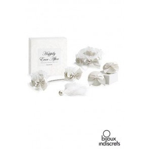 Sexy cofanetto bianco Happily Ever After - Idea regalo matrimonio