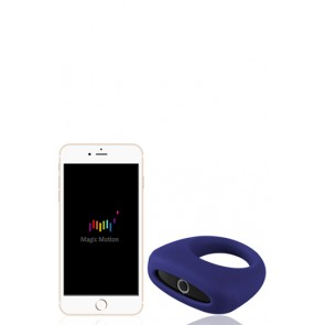 Dante anello per pene vibrante ricaricabile USB