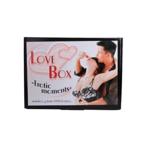 Erotic Moment - Love Box set 20 pezzi