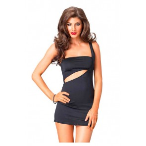 Joan mini abito nero