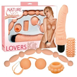 Kit stimolatori Lovers Nature Skin