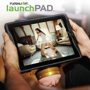 LaunchPAD (supporto iPad) per masturbatori Fleshlight