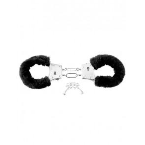 Manette in metallo rivestite Furry Cuffs