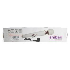 Massaggiatore corpo ricaricabile 2 velocità Shibari