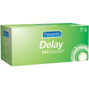 Pasante Delay 144 Condom Ritardanti